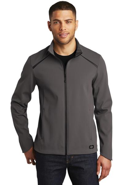 OGIO Men's Jacket :: Tacoma Gray