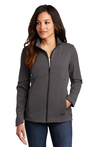 OGIO Women's Jacket  :: Tacoma Gray